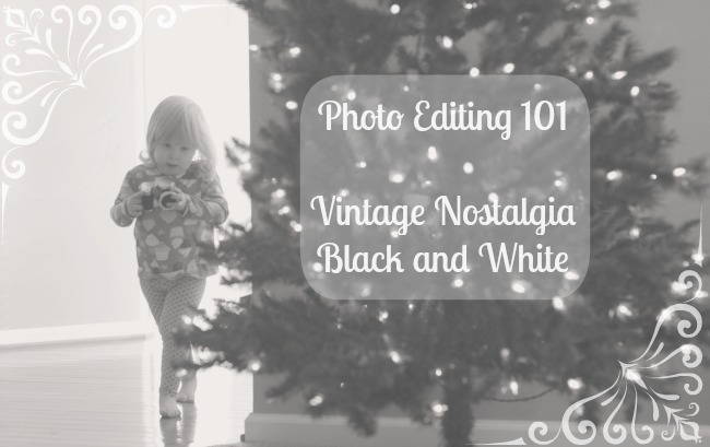 Post image for Point. Click. Love. ∣ 5 minute vintage nostalgia editing tutorial