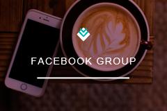 the village facebook group